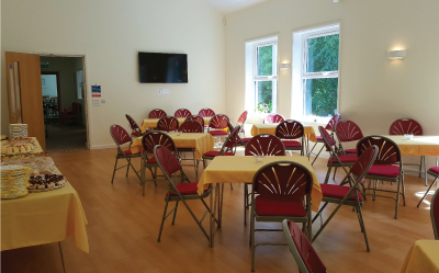 Community Room Hire